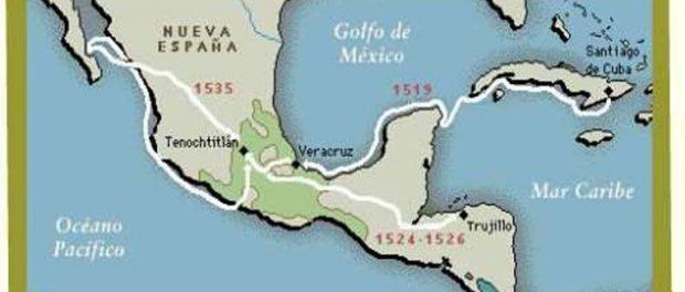 Uno de los aspectos poco conocidos de Hernán Cortés fue su interés y obsesión por conocer el Océano Pacífico en el siglo XVI
